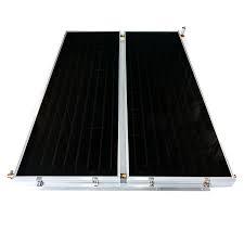 Envirosun solar hot water panels