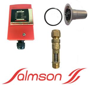 Envirosun use Salmson solar hot water pumps