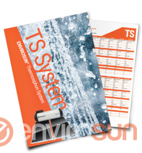 Solar hot water system Brochure, envirosun ts plus