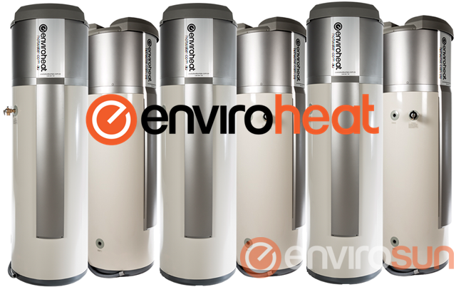 Enviroheat water heaters