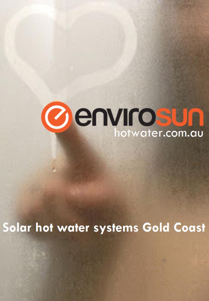 Gold Coast solar hot water heaters