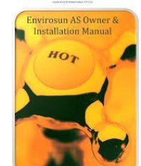 Split solar hot water systems Envirosun AS